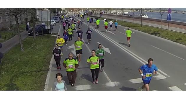 """Ognjen Stojanović najbrži na """"Novosadskom polumaratonu"""""""
