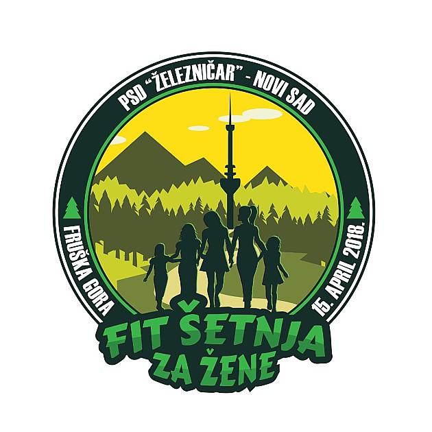 Planinarenje za decu i početnike, FIT šetnja za žene na Fruškoj gori