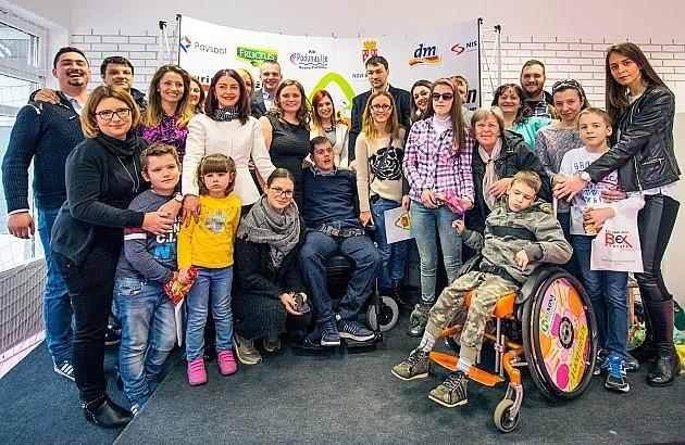 "Konkurs Udruženja ""Čepom do osmeha"" za dodelu pomagala deci i mladima"