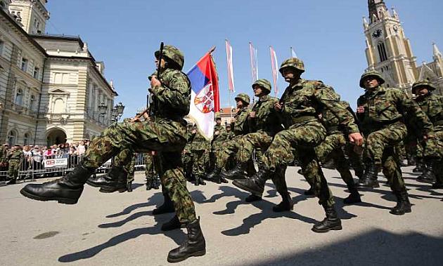 Obeležen Dan vojske Republike Srbije