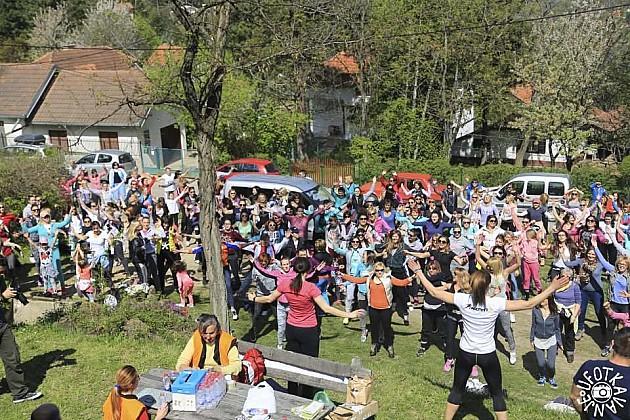 Humanitarna FIT-šetnja pomerena za maj