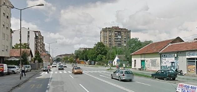 Novi semafor na Bulevaru kralja Petra I