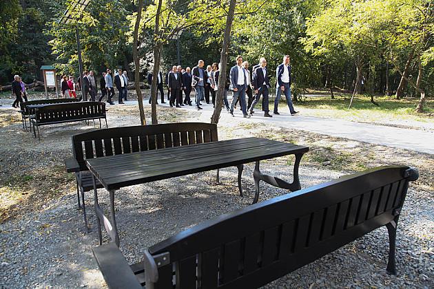 Kamenički i Limanski park biće spremni za proslavu 1. maja