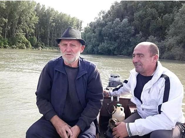 Dvojica muškaraca nestala na Dunavu, pronađen njihov čamac