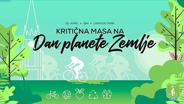 Velika biciklistička vožnja povodom Dana planete zemlje