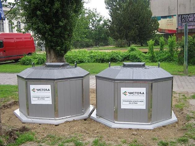 Tokom praznika redovno odnošenje smeća