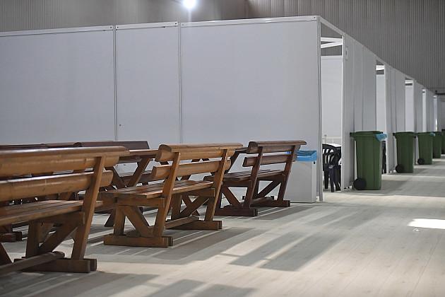 Deo Novosadskog sajma spreman za obolele od koronavirusa
