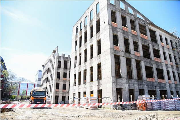 Četvoromesečni radovi na rekonstrukciji Kliničkog centra Vojvodine
