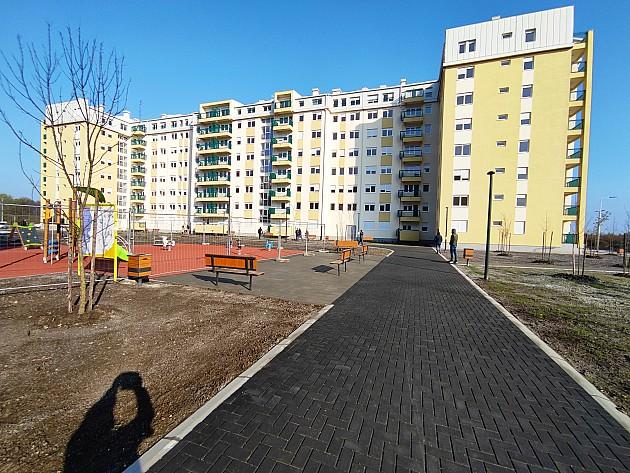 Počelo useljavanje prvih stanara u stanove za bezbednjake na Jugovićevu