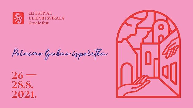 Prijava učesnika za Festival uličnih svirača - Gradić fest
