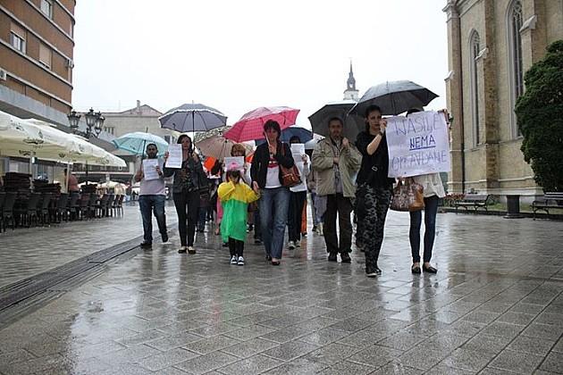 Održana povorka protiv nasilja