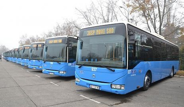 Izmenjene trase autobusa