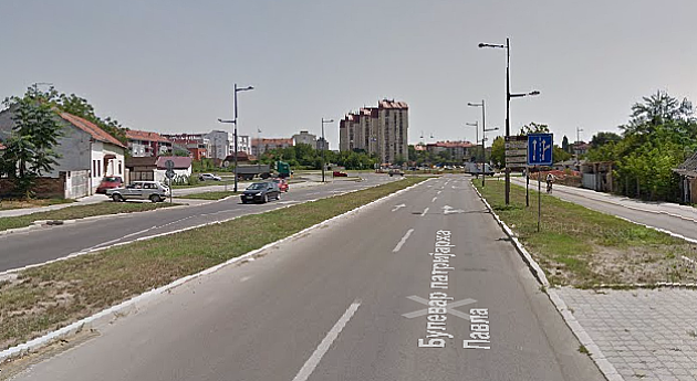 Somborski bulevar postao Bulevar patrijarha Pavla
