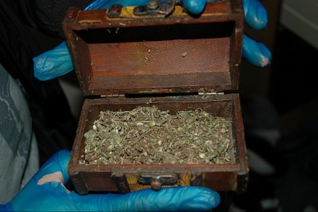 Uhapšen još jedan diler marihuane