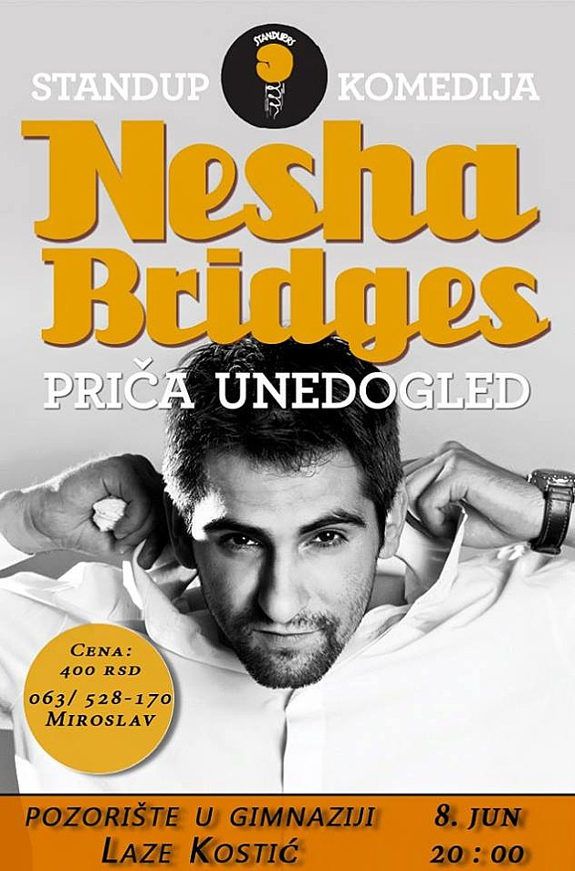 Stand up veče - Nesha Bridges