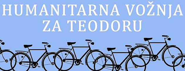 Biciklistička vožnja za Teodorino lečenje