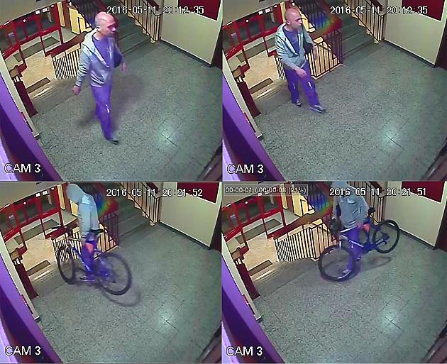 Krađa bicikla sa osmog sprata zgrade na Novom naselju