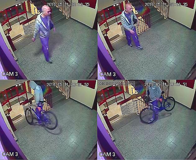 Ukradeni bicikl vraćen vlasniku, lopov se pokajao