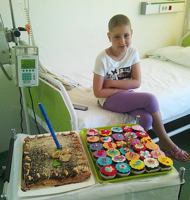 Za lečenje Teodore (10) hitno neophodan novac za operaciju