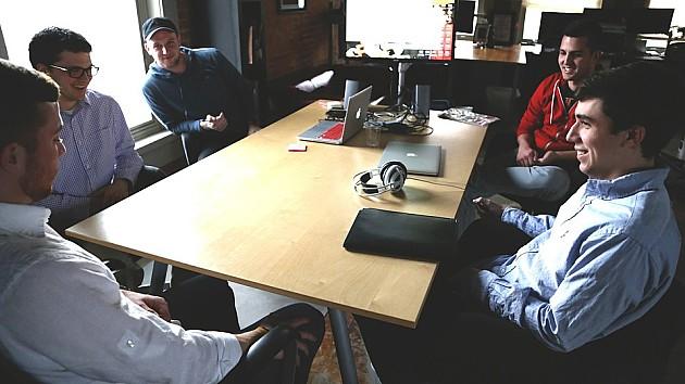 Predavanje o preduzetništvu u Tribini mladih