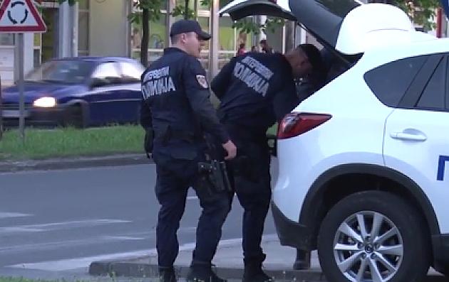 Uhapšeni otmičari muškarca na Detelinari od ranije poznati policiji