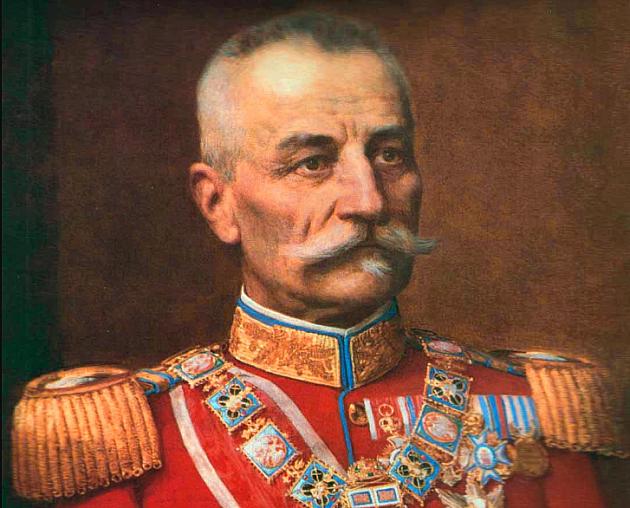Spomenik kralju Petru I Karađorđeviću na Trgu Republike do 22. novembra