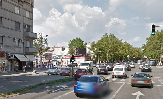 Rekonstrukcija dela kolovoza na raskrsnici Futoške i Bulevara oslobođenja, autobusi menjaju trase