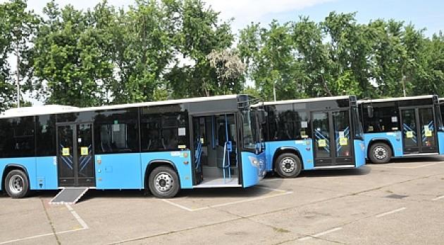 Do kraja godine 13 novih gradskih autobusa na ulicama Novog Sada