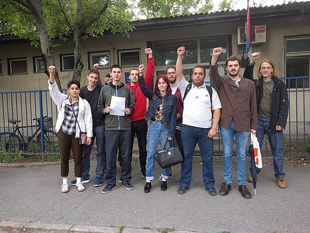 Privedeni pa pušteni građani koji su branili iseljenje porodice Mandić