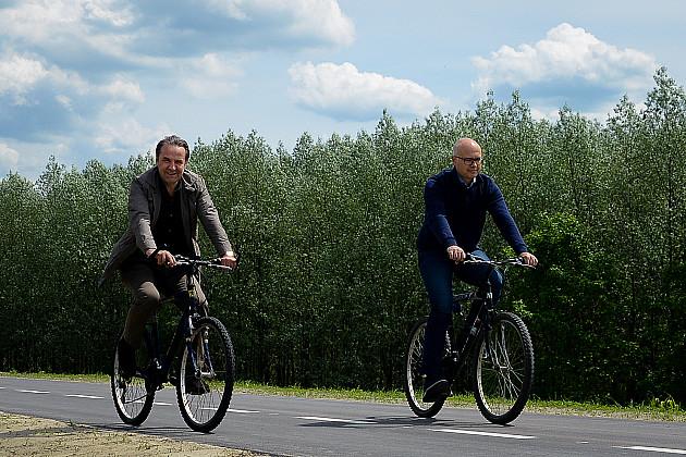 Za dve godine izgrađeno više od 6 km biciklističke staze između Begeča i Futoga