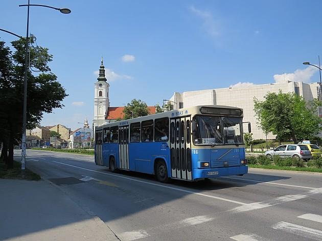 Od ponedeljka letnji red vožnje autobusa