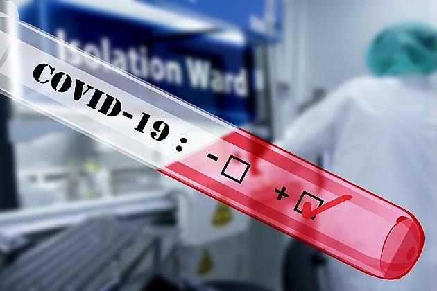U poslednjih devet dana koronavirus potvrđen kod jedne osobe