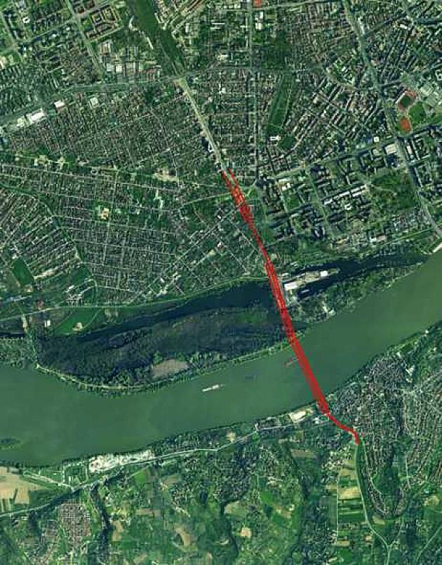 Novi Sad dobija četvrti most koji će spajati Bulevar Evrope i Sremsku Kamenicu