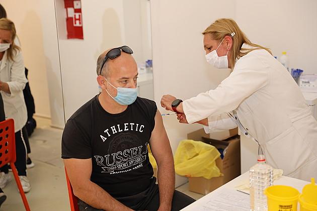 Počela vakcinacija u BIG-u