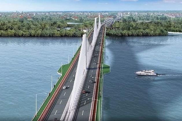 Predstavljeno nekoliko idejnih rešenja za izgradnju novog mosta preko Dunava