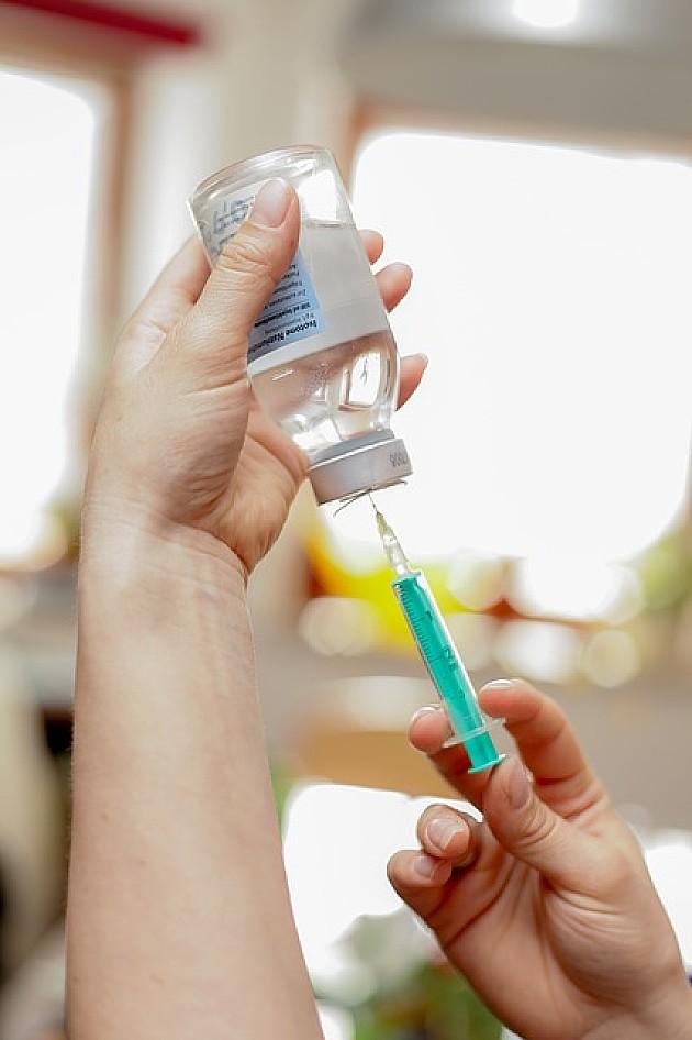 Vakcinacija od srede u Promenadi