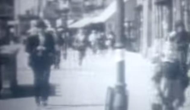Snimak bombardovanja star 70 godina
