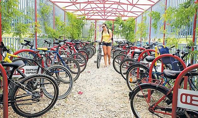 50 dinara za čuvanje bicikla