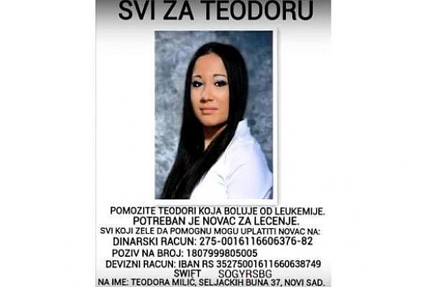 """Mašnica za Teodoru"" u subotu na Štrandu"