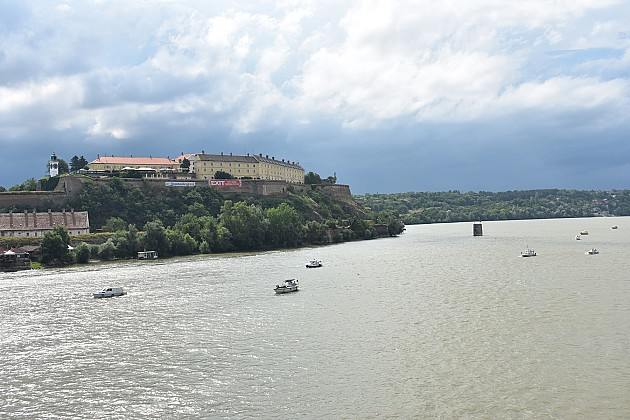 Isplovila 10. jubilarna regata na Dunavu