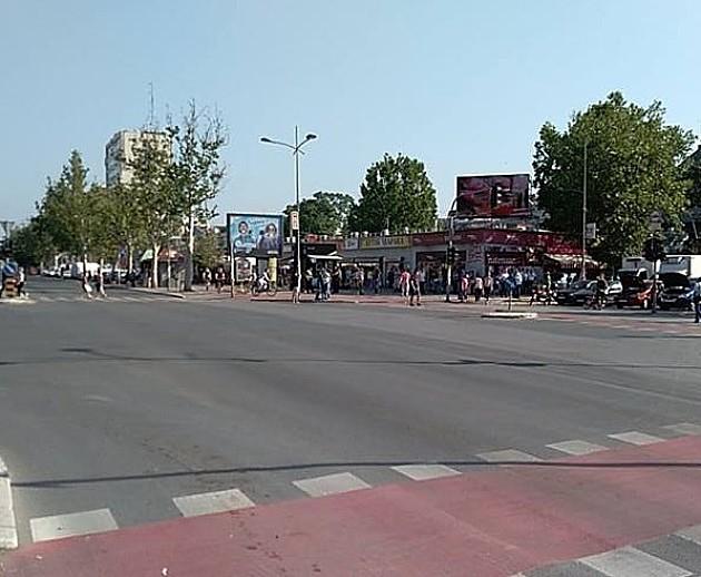 Završen protest na raskrsnici kod Futoške pijace