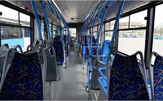GSP kupuje 13 mercedesovih solo autobusa