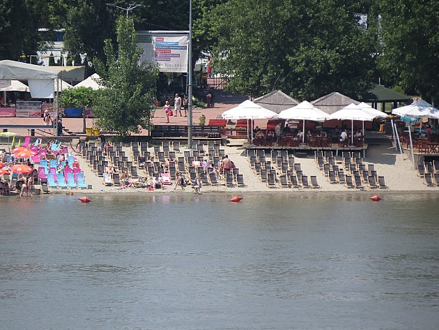 Voda u Dunavu bezbedna za kupanje