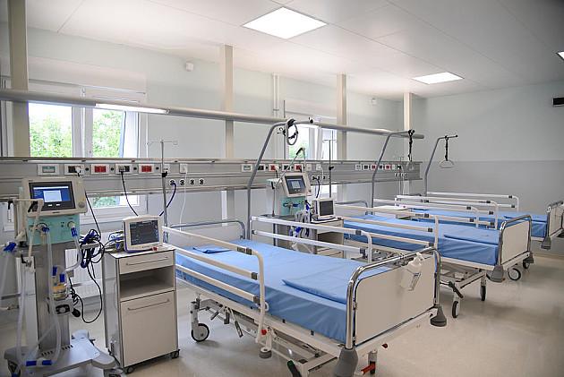 Rekonstruisane tri klinike KCV stare više od veka, izgrađene dve nove lamele u Betaniji