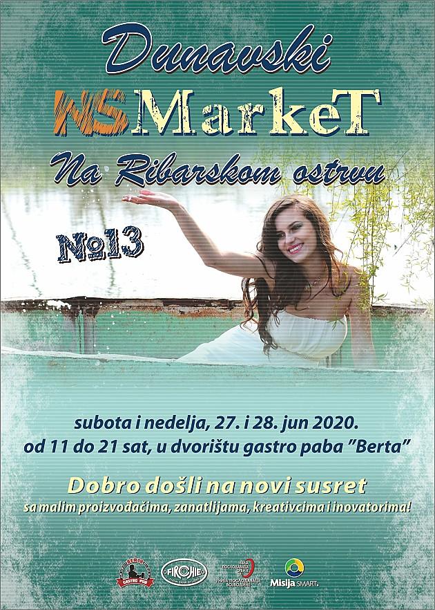 Dunavski NS Market na Ribarskom ostrvu