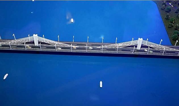 Predstavljen novi most preko Dunava