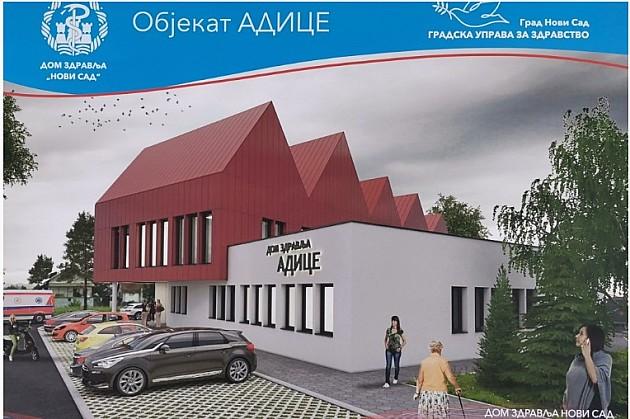 Stanovnici Adica dobijaju novu ambulantu, uskoro i gradska bolnica