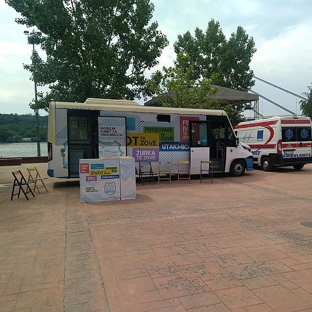 U Novom Sadu u kućnim uslovima vakcinisano 5.000 ljudi