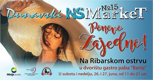 NS Market danas i sutra na Ribarcu