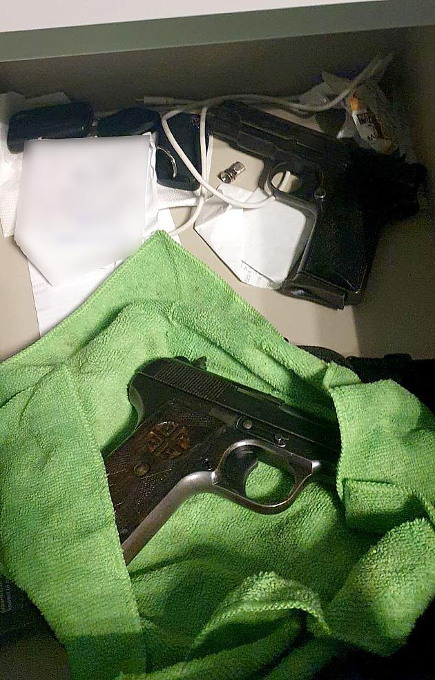 Novosađanin uhapšen zbog oružja